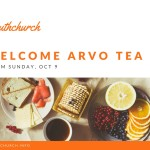 Welcome afternoon tea